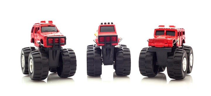 Etalage_monstertruck
